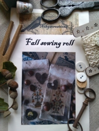 Fall Sewing Roll