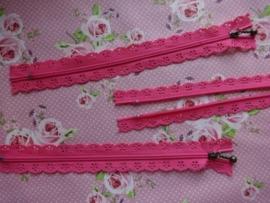Ritsje donker Roze 20 cm