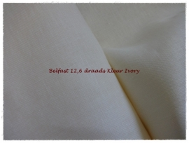 Zweigart Belfast Creme- Ivory 305