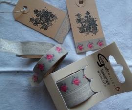 CC Masking tape Rose