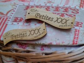 Embroidery Petites XXX