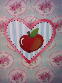 Acufactum Hart rode appel/rose