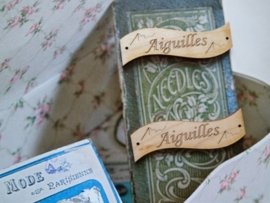 Embroidery Aiguilles Licht
