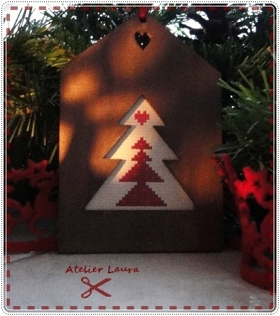 DMC Hanger Kerstboom