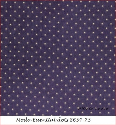 Moda Essential Dots 25