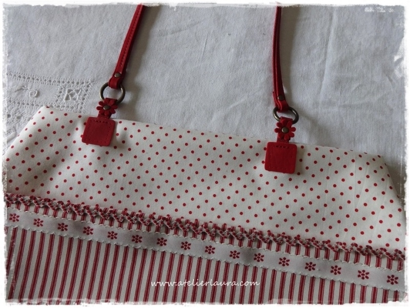 Tashengsel Rood 60 cm