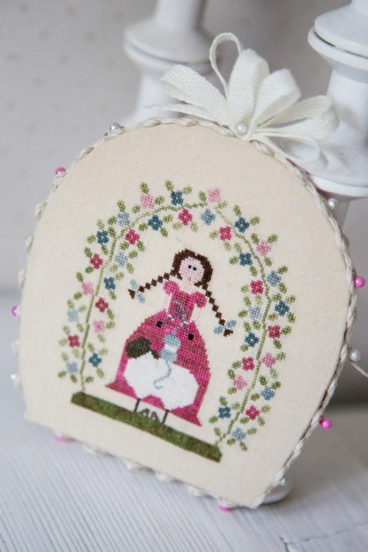"""Tralala - Je tricote """"Printemps"""""""