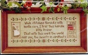 LHN A Stitcher`s Prayer