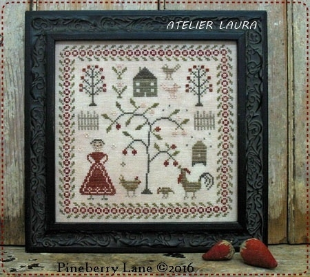 Pineberry Lane Alice Merryfield
