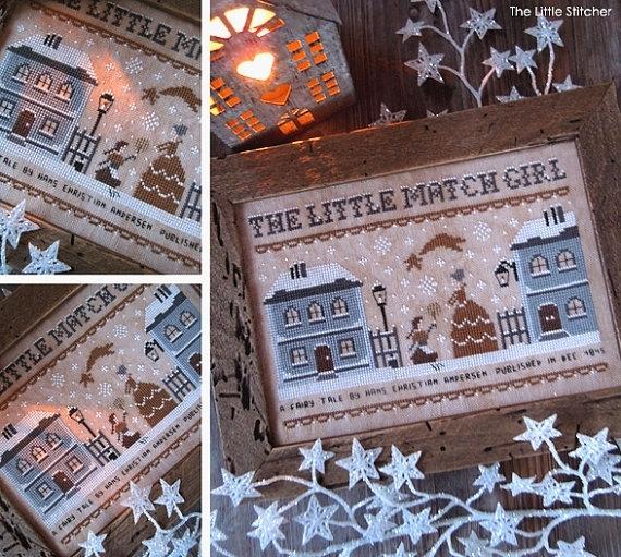 The Little Stitcher The Little Match Girl