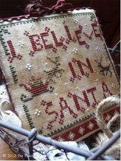 The Primitive Hare - I believe in Santa