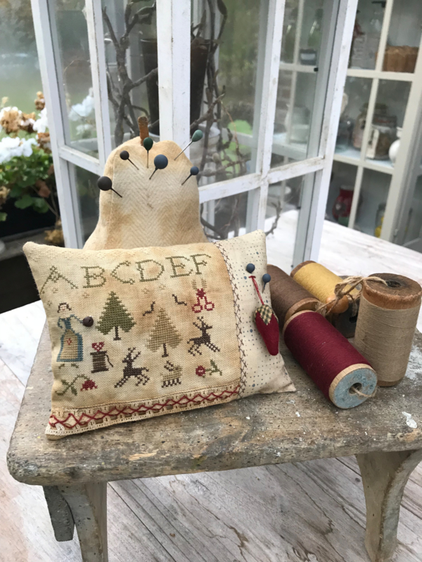 Atelier Laura - Dame of Christmas