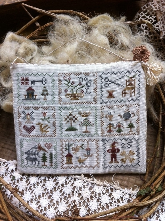 Nikyscreations A Sampler for Christmas