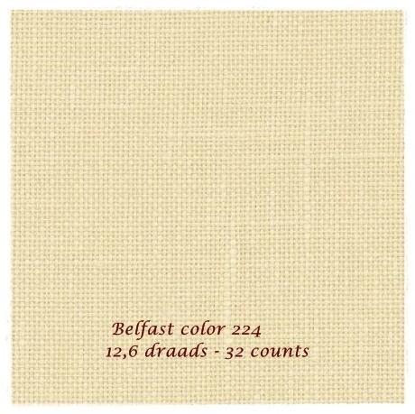 Zweigart Belfast Kleur 224