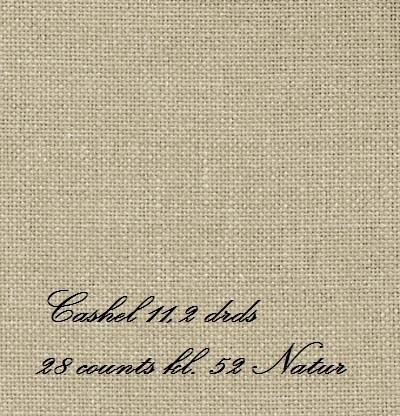 Zweigart Cashel kleur 52