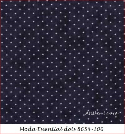 Moda Essential Dots 106