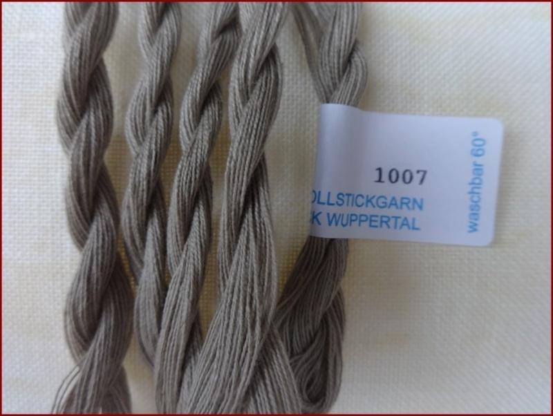 Vaupel & Heilenbeck borduurgaren n° 1007