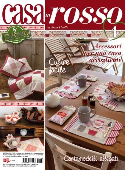 Magazine - Casa in Rosso n° 4