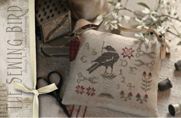 With thy Needle & Thread - The Sewing Bird
