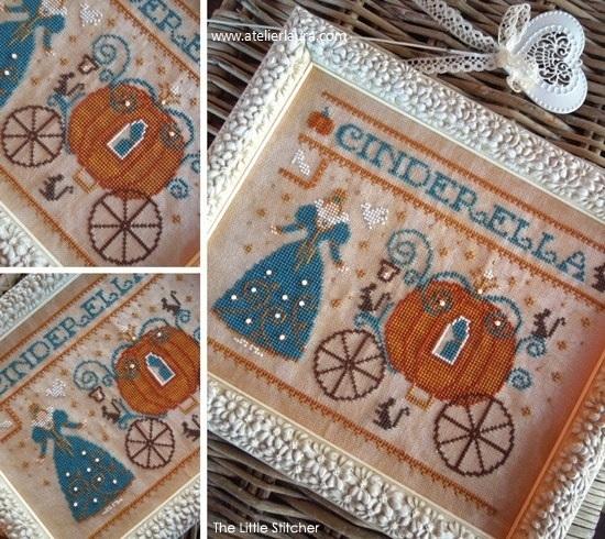 The Little Stitcher - Cinderella
