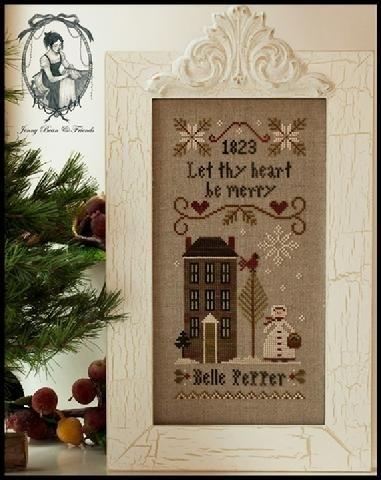 "LHN ""Be Merry-Belle Peper"""
