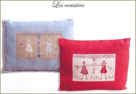 Marie Suarez Les Coussins