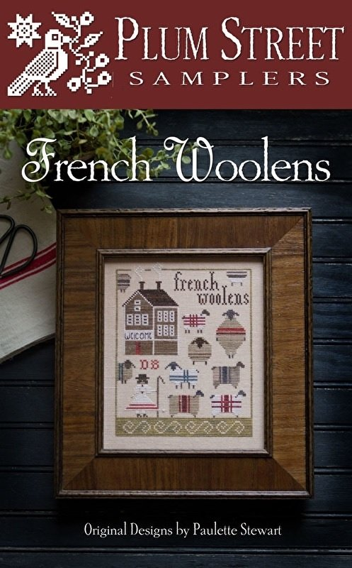 Plum Street - French Woolens