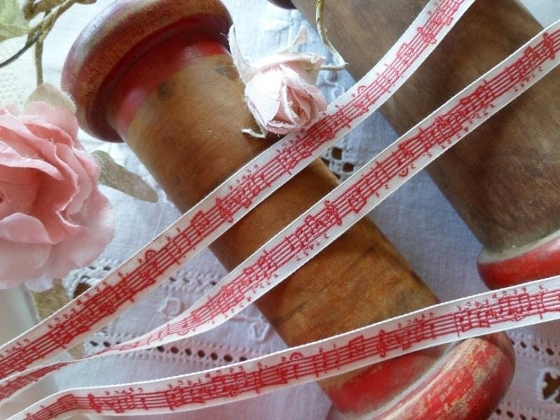 Acufactum Noten Antik Rot