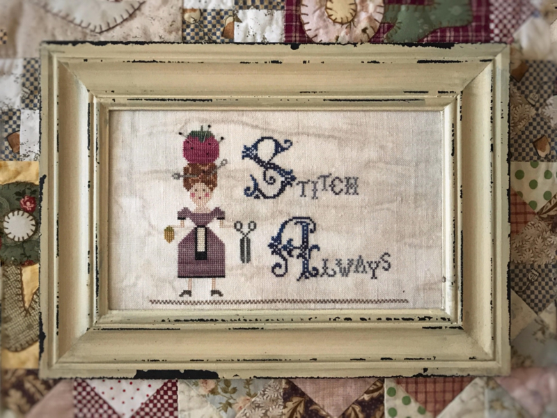 Love in Stitches - Stitch Always
