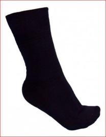 Naadloze sokken casuel mix rood,grijs,blauw heren 3 pak voor €4,95