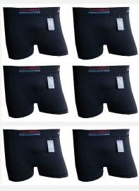 Microfiber Boxershorts Uomo Black Edition 5 voor €10,-