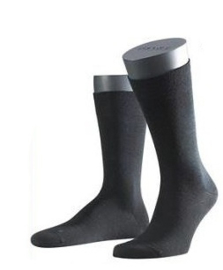 Naadloze sokken casuel zwart heren 3 pak voor €4,95