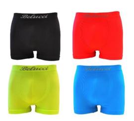 Microfiber Boxershorts Belucci Trend 1 M/L 4 Pack €10,95,-