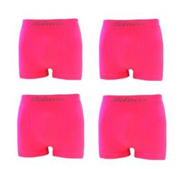 Microfiber Boxershorts Belucci Pink M/L 4 Pack €10,95,-