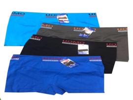 Microfiber Boxershorts Uomo Clasic 4 voor €10,-