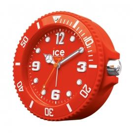 Ice-Watch Wekker Ice-Clock Rood 14 cm - Geruisloos