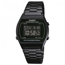 Casio Multi-Alarm Stopwatch Horloge All-Black 35mm