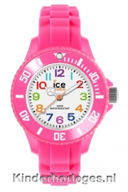 Ice-Watch Ice-Mini Kinderhorloge Roze 28mm