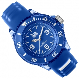 Ice-Watch Ice Aqua Marine Small Donkerblauw 38mm