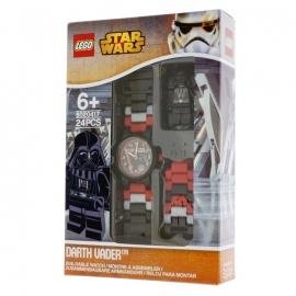 LEGO Star Wars Darth Vader I Schakel-Minifiguur Kinderhorloge