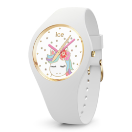Ice-Watch Ice-Fantasia Eenhoorn White Small 34mm
