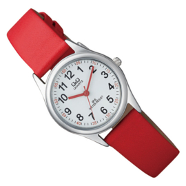 Q&Q Kinderhorloge Rood 27mm
