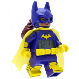 LEGO Batman Movie Wekker Batgirl 20cm