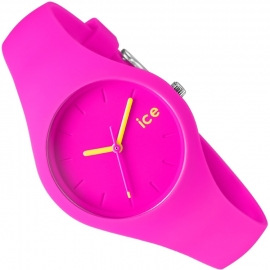 Ice-Watch Ice Ola Neon Pink Small 34mm