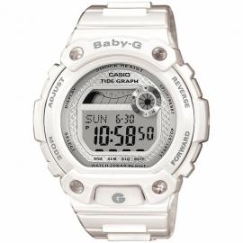 Casio Baby-G Zeilhorloge Wit - 3 Alarmen