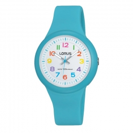 Lorus Happy Numbers Kinderhorloge 100m Azuur