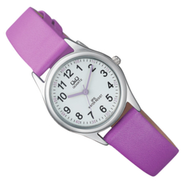 Q&Q Kinderhorloge Lila 27mm