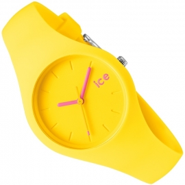 Ice-Watch Ice Ola Neon Yellow Small 34mm