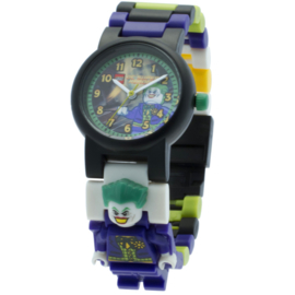 LEGO DC Joker Schakel-Minifiguur Kinderhorloge