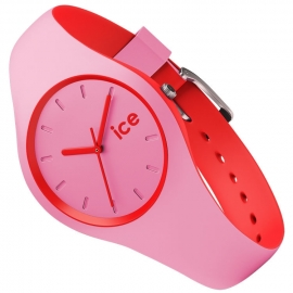 Ice-Watch Ice Duo Pink Red Small 34mm